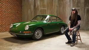 porsche magnus magnus walker u0027s 1966 irish green porsche 911 we caught up with