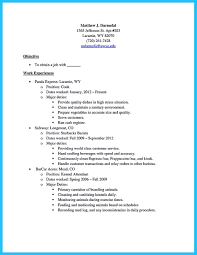 A Job Resume Example by Cool 30 Sophisticated Barista Resume Sample That Leads To Barista