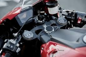 honda fireblade review 2017 honda cbr1000rr fireblade launch track test bike review