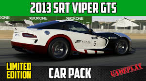 Dodge Viper Limited Edition - forza 5 2013 srt viper gts on laguna seca forza 5 limited