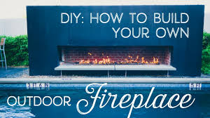 Build Your Own Chiminea Step By Step Guide To Building An Outdoor Fireplace Or Fire Pit