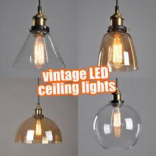 Uk Ceiling Lights Vintage Led Ceiling Lights Retro Pendant Lights Hanging
