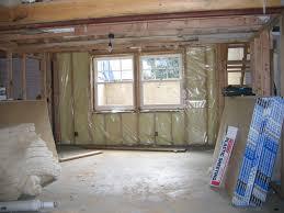 basement egress sheetrocked our remodel u0027s weblog