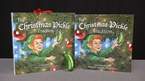 ornaments pickle ornament story the