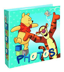 winnie the pooh photo album innova winnie pooh tiger photo album 200 photos 6x4 slip in