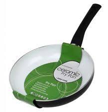 Non Stick Pan For Induction Cooktop Ipac Mondo 28 Cm Ceramic Fry Pan Ebay