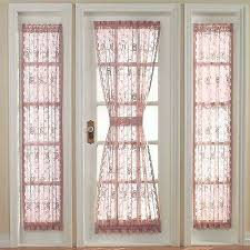 Curtains For Doors With Windows Curtains For Door Windows Teawing Co