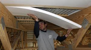 Insulation In Ceiling by The Difference Between Polyisocyanurate Eps And Xps Foam Green