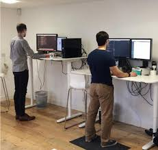 Benefits Of Standing Desk by Blog How Office Workers Can Benefit From Using Standing Desks