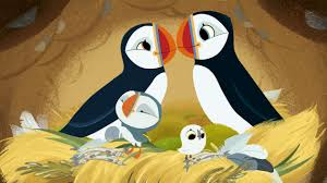 the child show puffin rock on netflix made me so happy kanye