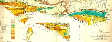Hastings England Map by Geology Of The Central South Coast Of England Introduction And Maps