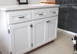 Trim For Cabinet Doors Kitchen Cabinet Update From How To Update Flat Kitchen Cabinets