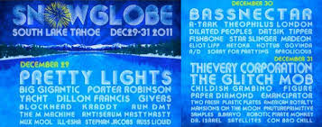 pretty lights nye tickets snow globe nye festival ticket giveaway exclusive music from