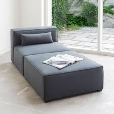 Modern Modular Sectional Sofa by Gus Modern Mix Modular Sectional Sofa Gr Shop Canada