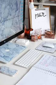 Organize Your Desk by My Desk Tour Lily Like
