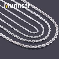 wholesale steel necklace chains images Gold filled stainless steel necklace rope chain for men and women jpg