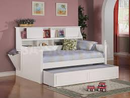 bedroom white daybeds with trundles with decorative bedding and