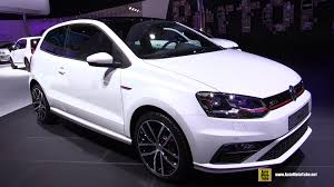 gti volkswagen 2016 2016 volkswagen polo gti exterior and interior walkaround 2015