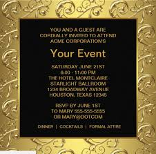 open house invitations templates 15 printable corporate invitation templates psd ai indesign