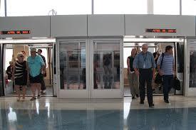 light rail to sky harbor phx sky train at the international airport of phoenix