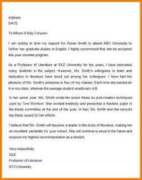 6 sample colleague recommendation letter free sample