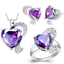 s60023 amethyst jewels ornaments dubai wholesale jewelry replicas