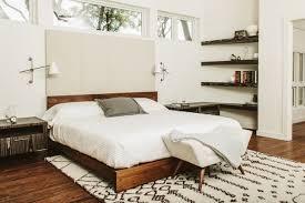 vintage mid century modern bedroom furniture mid century modern master bedroom light brown varnished oak wood
