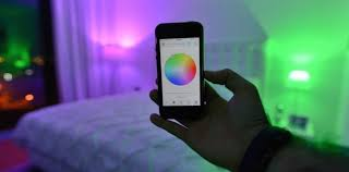 smart light bulbs you can with your smart phone awesome