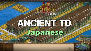 Stone Age World Map by Ancient Td Japanese Age Of Empires 2 Hd Edition Classic