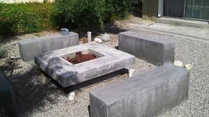 Build Firepit Build A Pit On Concrete Fireplaces Firepits How To