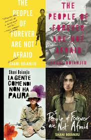 the four questions book shani boianjiu the of forever are not afraid forever