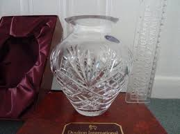 Royal Doulton Crystal Vase Royal Doulton Crystal Glasses Local Classifieds Buy And Sell In