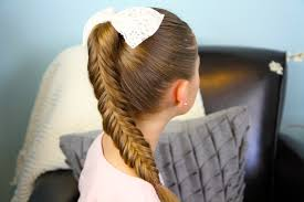 cute girl hairstyles how to french braid fishtail braids cute girls hairstyles pretty braid page medium