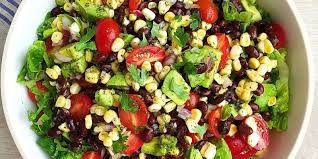 salad for thanksgiving best recipes best southwestern chopped salad recipe how to make southwestern
