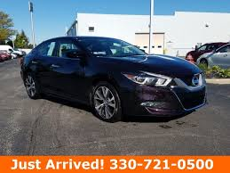 nissan maxima double sunroof black nissan maxima in ohio for sale used cars on buysellsearch