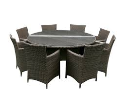 Patio Dining Set Cover Best Round Patio Furniture With Patio Garden Round Table U0026 Chairs