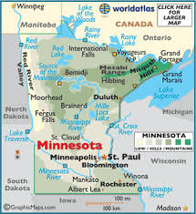 mn counties map minnesota county map with names