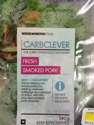 woolworths u0027 u0027carbclever u0027 banting range another misleading consumer