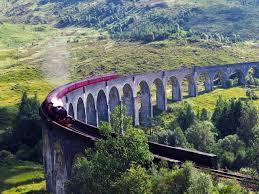 Scotland Riding The Harry Potter Train In Scotland Is Just As Epic As It