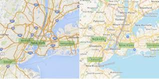 maps googke maps vs apple maps key difference business insider