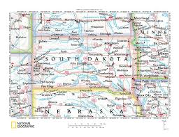 missouri breaks map missouri river drainage basin landform origins in south dakota