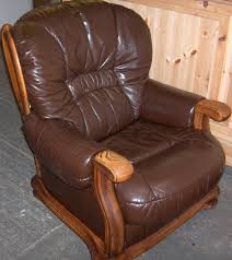 Leather Chair Restoration Leather Repair Rotherham Yorkshire Leather Repair Company