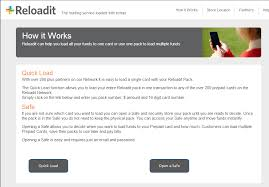 reload prepaid card online introduction to the reloadit safe and reloadit bill payments
