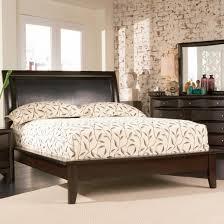 Bedroom Furniture Kingsize Platform Bed Modern Platform Beds King Size Frame With Drawers Underneath