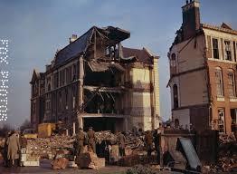Ii World War Ii Damage And Destruction Pictures World War Ii