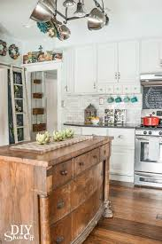 repurposed kitchen island 20 insanely gorgeous upcycled kitchen island ideas