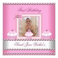 120 best cupcake birthday invitations images on pinterest