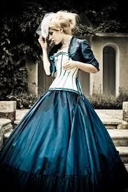 alternative wedding dress steampunk victorian corset gothic