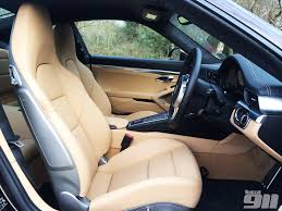 Porsche 911 Back Seat - opinion why the 991 is the best generation of porsche 911 carrera