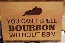 bourbon sign kentucky bourbon sign ebay